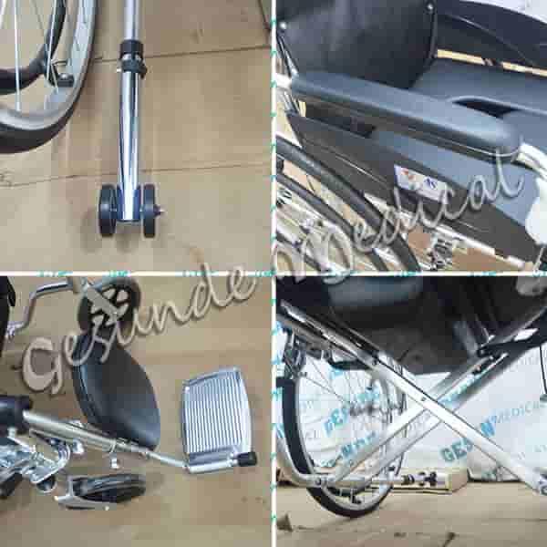 grosir kursi roda alumunium ban mati