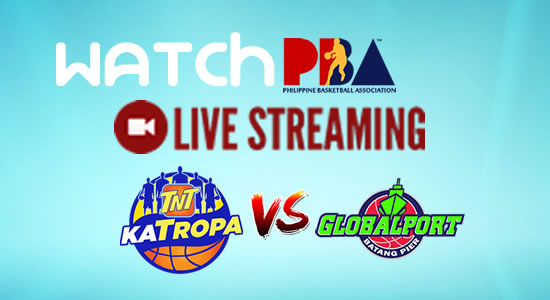 Livestream List: GlobalPort vs TNT game live streaming February 14, 2018 PBA Philippine Cup