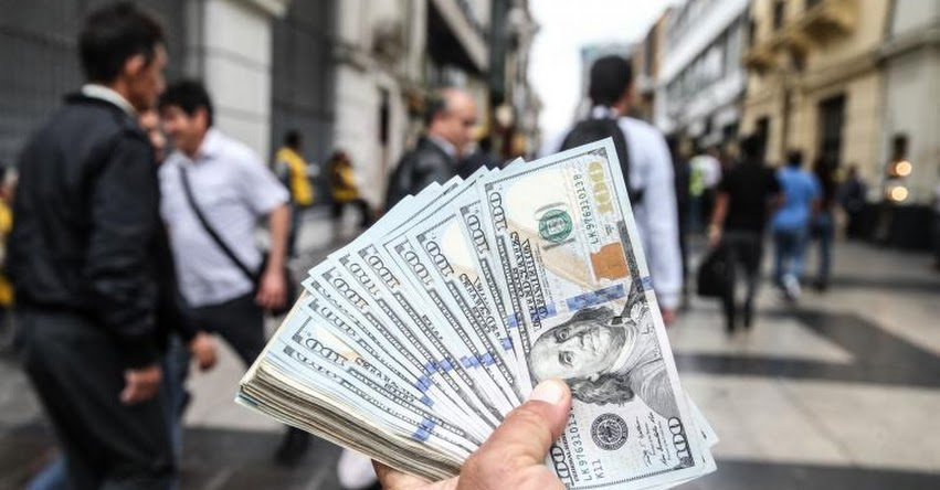 DÓLAR: Moneda Extranjera se dispara, Tipo de Cambio S/. 3.39 (Compra Venta Hoy Miércoles 7 Agosto 2019)