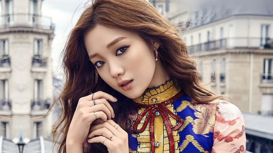 Lee Sung-kyung, Korean, Actress, 4K, #6.868