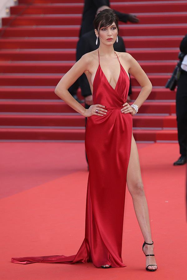 Bella Hadid Bonding Over Disdain For Selena Gomez