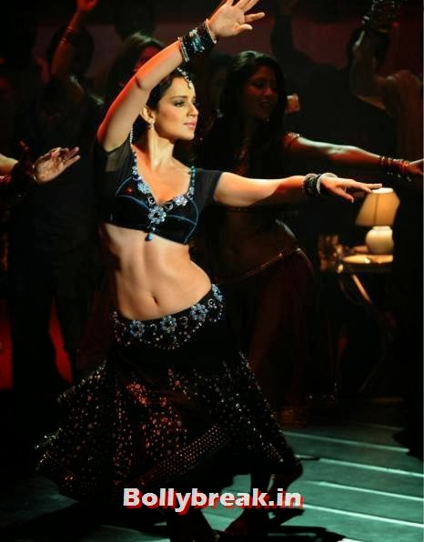 Kangana Ranaut Navel in Rajjo, Kangana Ranaut Rajjo Wallpapers