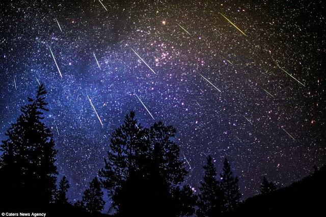 Hujan Meteor Leonid Siap Hiasi Langit Indonesia!