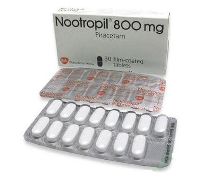 Thuốc Nootropil 800 mg điều trị chóng mặt, sa sút trí tuệ