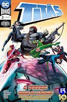 DC Renascimento: Titas - Anual #2