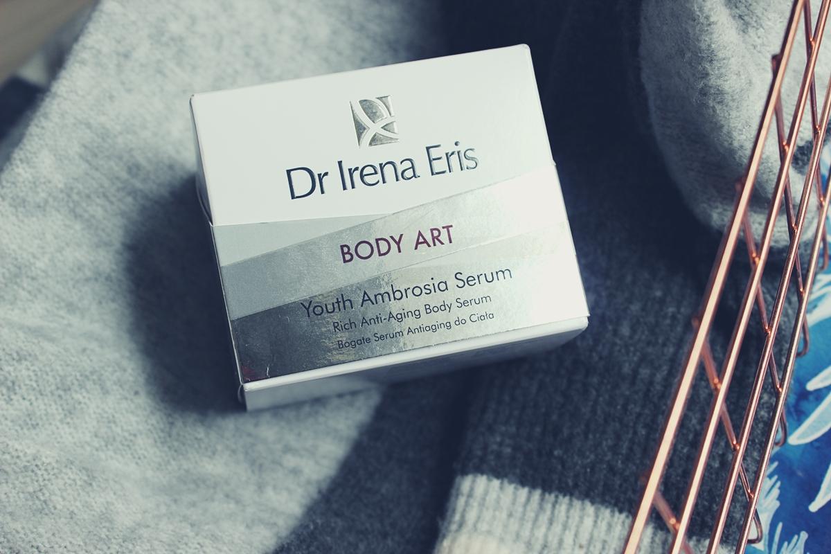 Dr Irena Eris Body Art Youth Ambrosia Serum recenzja, opinia, analiza składu 2