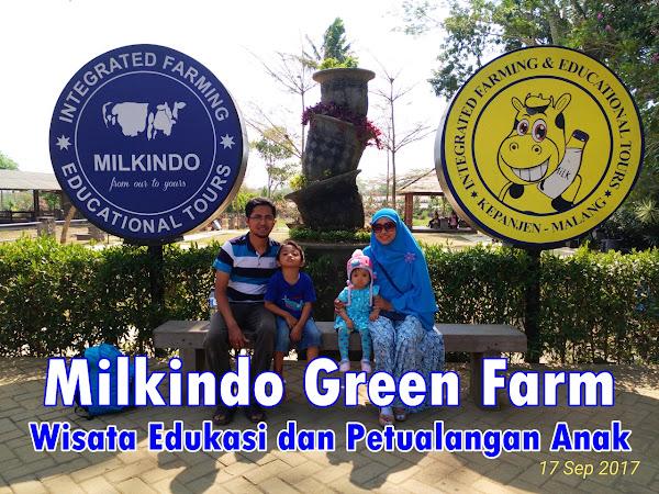 Milkindo Green Farm: Wisata Edukasi dan Petualangan Anak