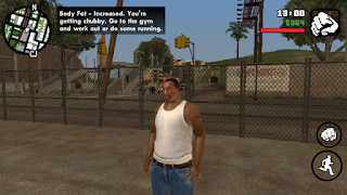 GTA SA Lite (Support Lollipop and Add cleo scripts)
