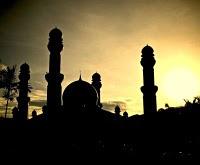 zikir di masjid waktu subuh