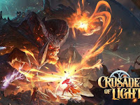 Crusaders of Light Apk v1.0.0 Mod Money Terbaru + Data