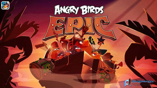 Download Angry Birds Epic APK Images