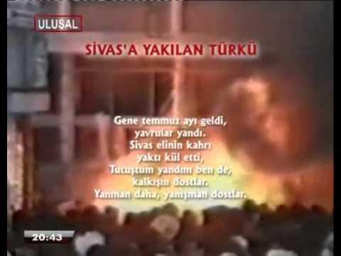 Sivas'a Yakılan Türkü - Hüseyin Haydar