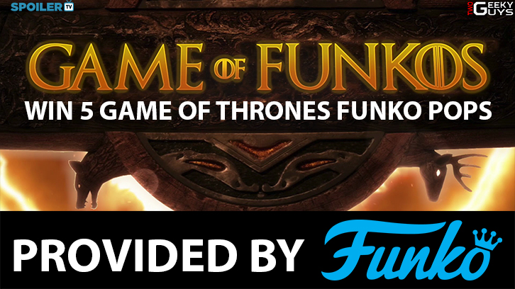 COMPLETED: Free Game of Thrones giveaway provided by FUNKO