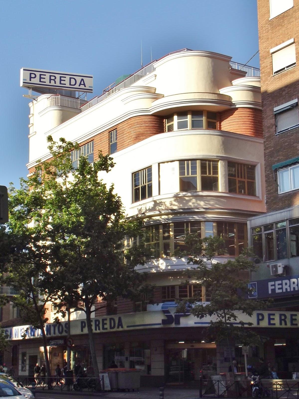 Eugenio pereda s a for Muebles bravo murillo