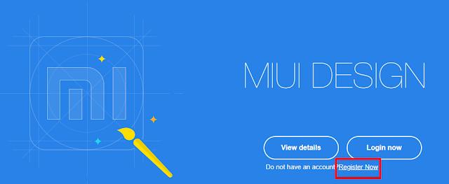 MIUI Designer