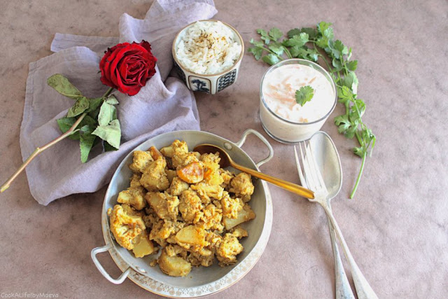 Cook a life by maeva in english aloo gobi cauliflower and another indian recipe forumfinder Image collections
