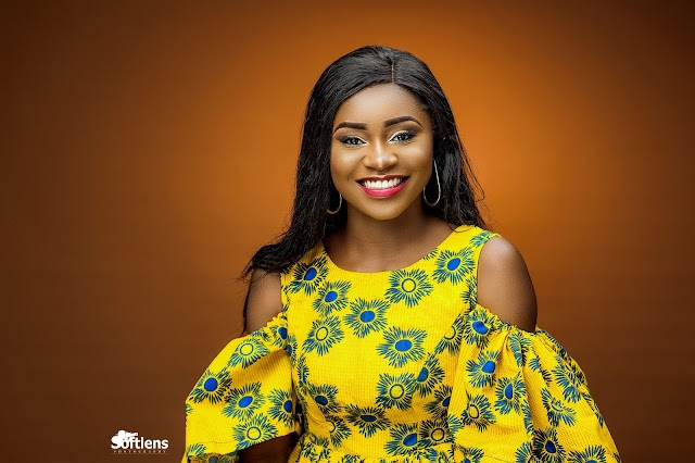 "Gospel Music Minister ""Yadah"" readies New Song and share stunning Promo Pictures @yadahsings"