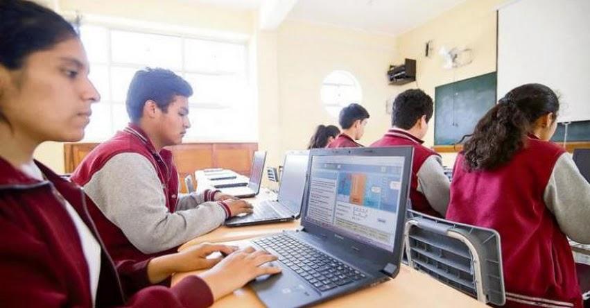 PISA 2018: Más de 8 mil 500 escolares peruanos rendirán prueba internacional a partir de este mes - www.minedu.gob.pe