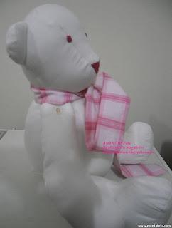 4 - Urso de pano