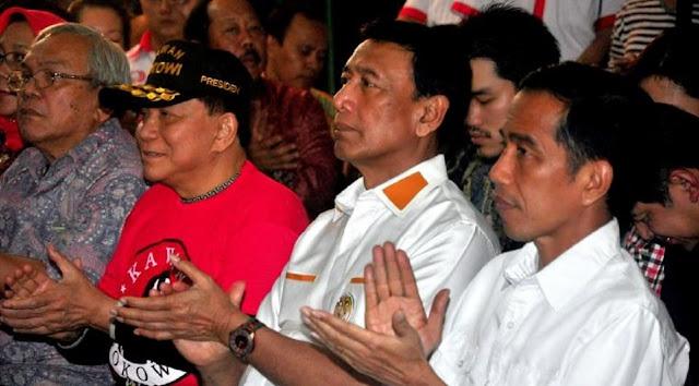 Wartawan Senior: Tangkap Penjahat HAM Hendropriyono & Wiranto
