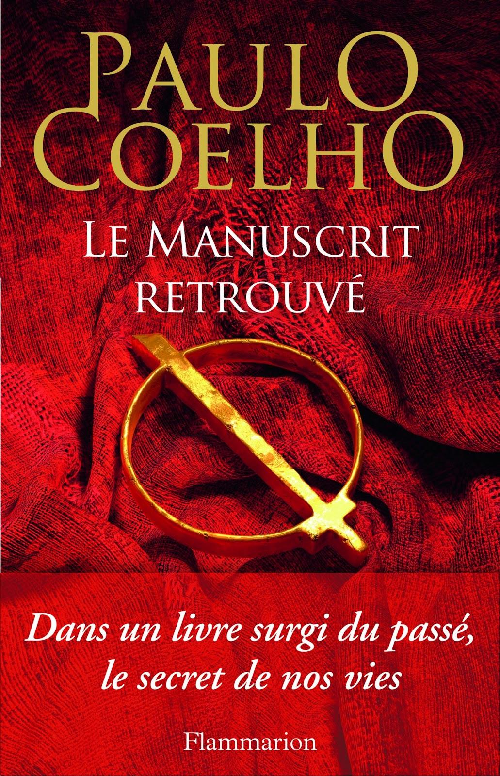 Télécharger Roman Gratuit : Paulo Coelho - Le manuscrit retrouvé pdf