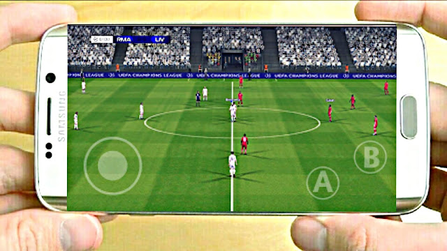 PES 2019 Android Offline 50 MB New Transfer Update Mod 2011 Best Graphics