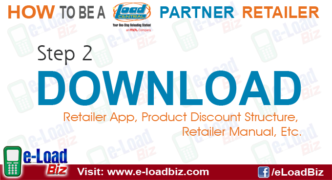 Download Loadcentral Products Denominations Discount Structure for Retailers