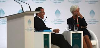 IMF Head Says Trump Is Good For US Economy