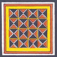 Ukiran Toraja Pa' Pollo' Songkang