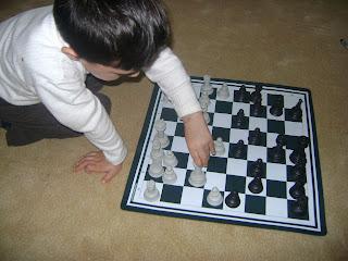 çocuklarda satranç öğretmek