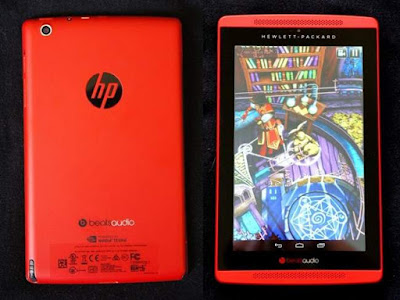 Review HP Slate 7 Beats Special Edition