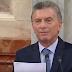 (video) MACRI DESCRIBIÓ UNA ARGENTINA IDÍLICA QUE NADIE MÁS PUEDE VER