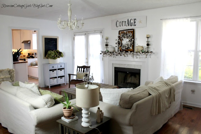 Cottage Style, Cottage Decor, Interior Design, Decorating