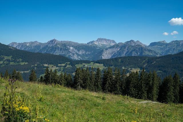 E-Bike Rundtour Hochjoch - Alpe Innerkapell  Silvretta-Montafon 10