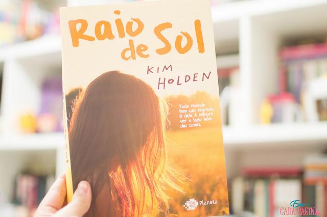 [Resenha] Raio de Sol | Kim Holden
