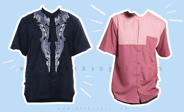 86 Ide Desain Baju Koko HD Untuk Di Contoh