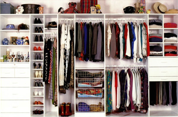 Modern Walk-in Wardrobes