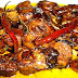 Adobong Isaw (Pork Intestines Adobo) Recipe