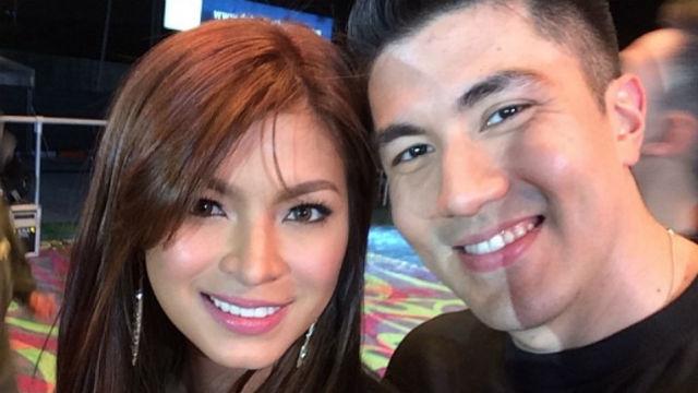Mga Sweet At Nakakakilig Na Photos Nina Angel Locsin At Luis Manzano Nang Sila Ay Mag-couple Pa!