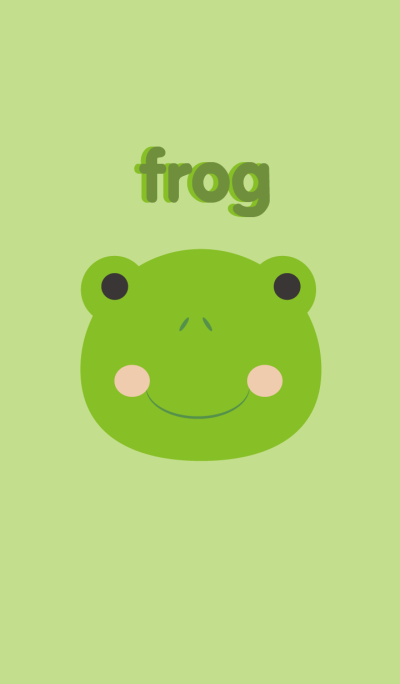 Simple frog theme v.2