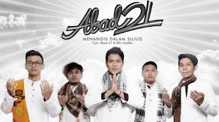 Lagu Abad21 Menangis Dalam Sujud Mp3 Single Religi Terbaru 2018, Lagu Religi, Abad21,