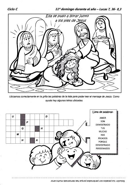 Parroquia La Inmaculada: junio 2013