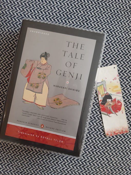 Tips for reading <i>The Tale of Genji</i>