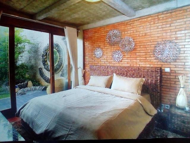 Kamar Tidur Vintage Bernuansa Klasik