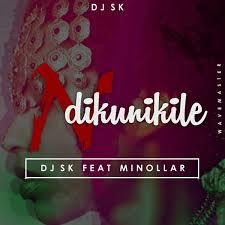 DJ SK Feat Minollar - Ndikunikile