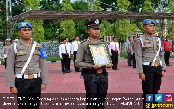 Brigadir Syahril Ansari, Anda Sungguh Mencoreng Citra Polri