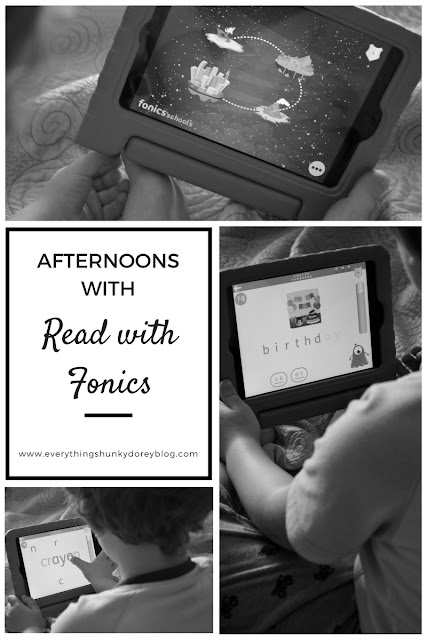 Read with Fonics