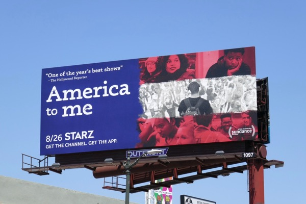 America to Me series premiere billboard
