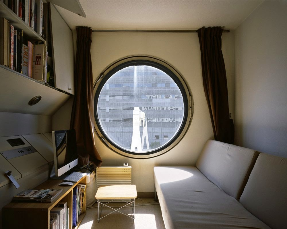 Japan! Travel as Culture, Travel as Art: Tiny apartments ...