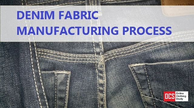 Denim manufacturing